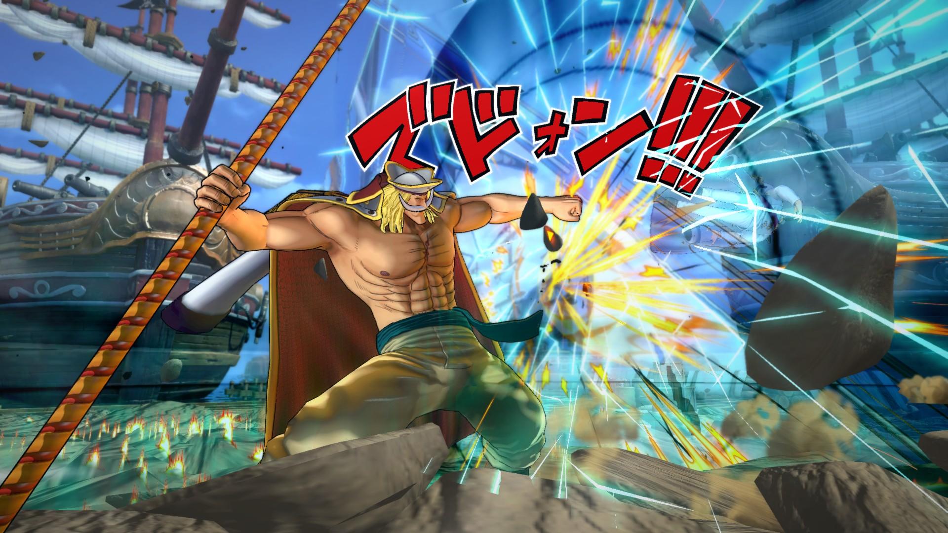 Bonusy za předobjednávku digitálních kopií One Piece: Burning Blood 122824