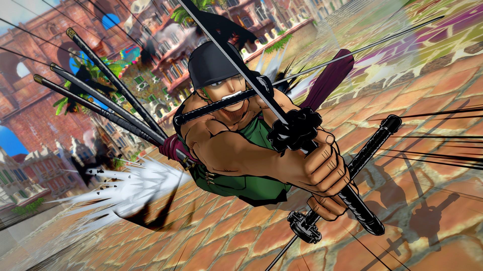Bonusy za předobjednávku digitálních kopií One Piece: Burning Blood 122827