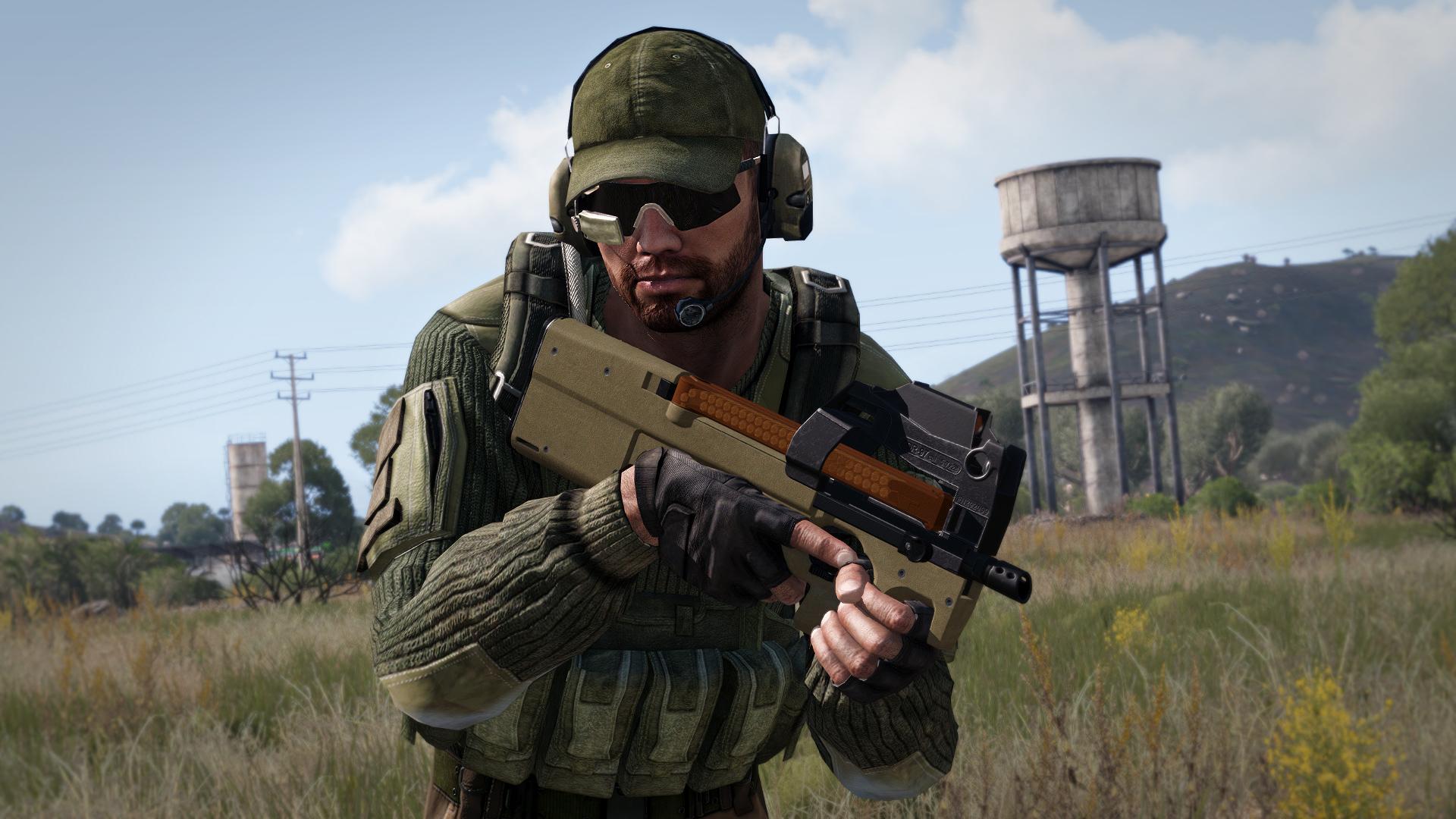 Do Army 3 dorazila obdoba P90 122869
