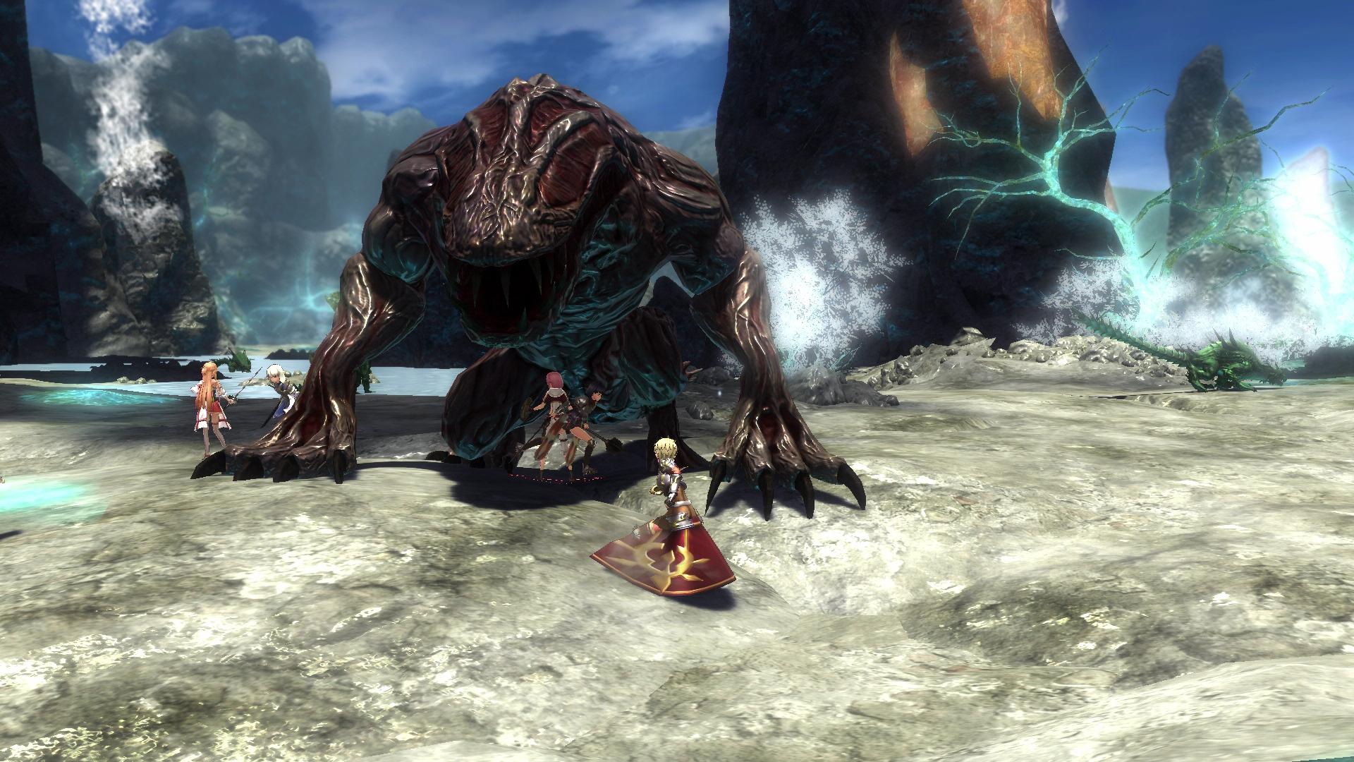 Sword Art Online: Hollow Realization se dočkáme koncem roku 122890