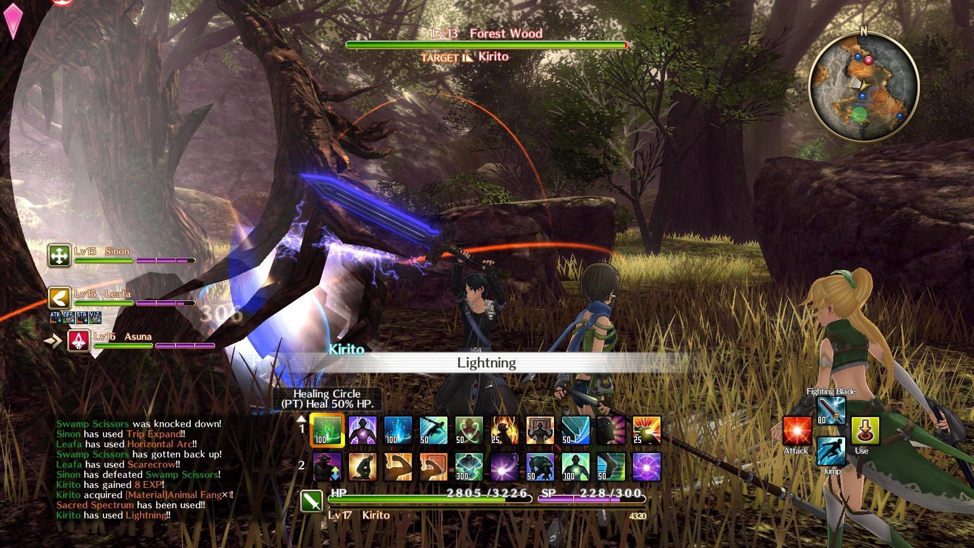 Sword Art Online: Hollow Realization se dočkáme koncem roku 122891
