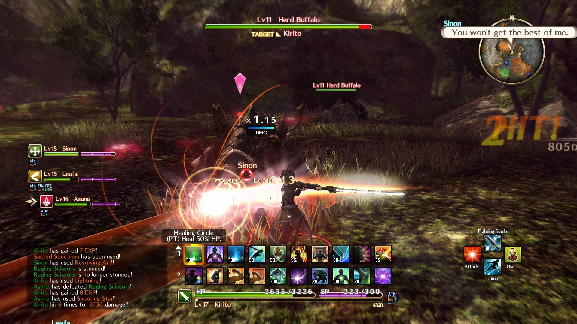 Sword Art Online: Hollow Realization se dočkáme koncem roku 122892