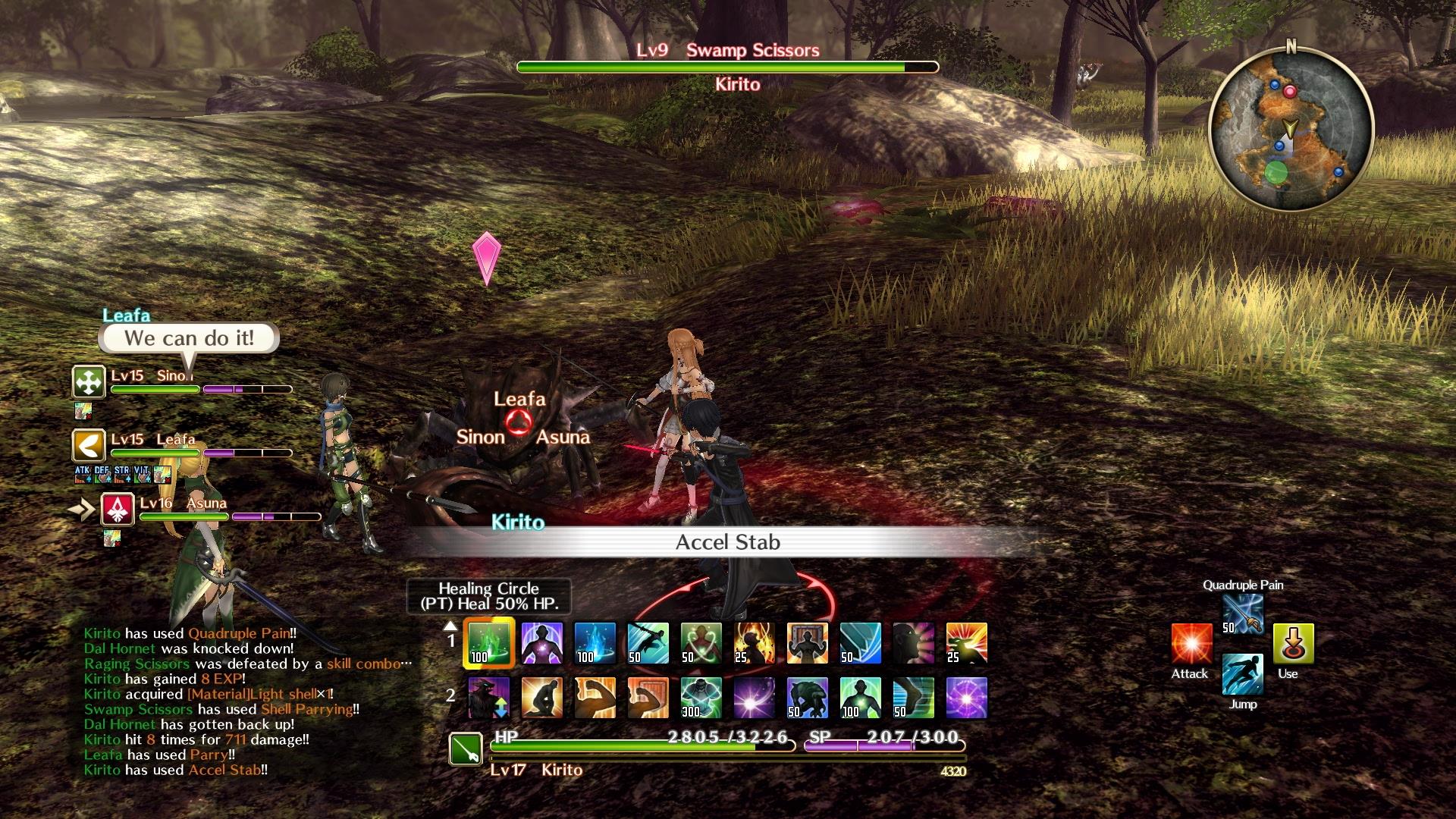 Sword Art Online: Hollow Realization se dočkáme koncem roku 122894