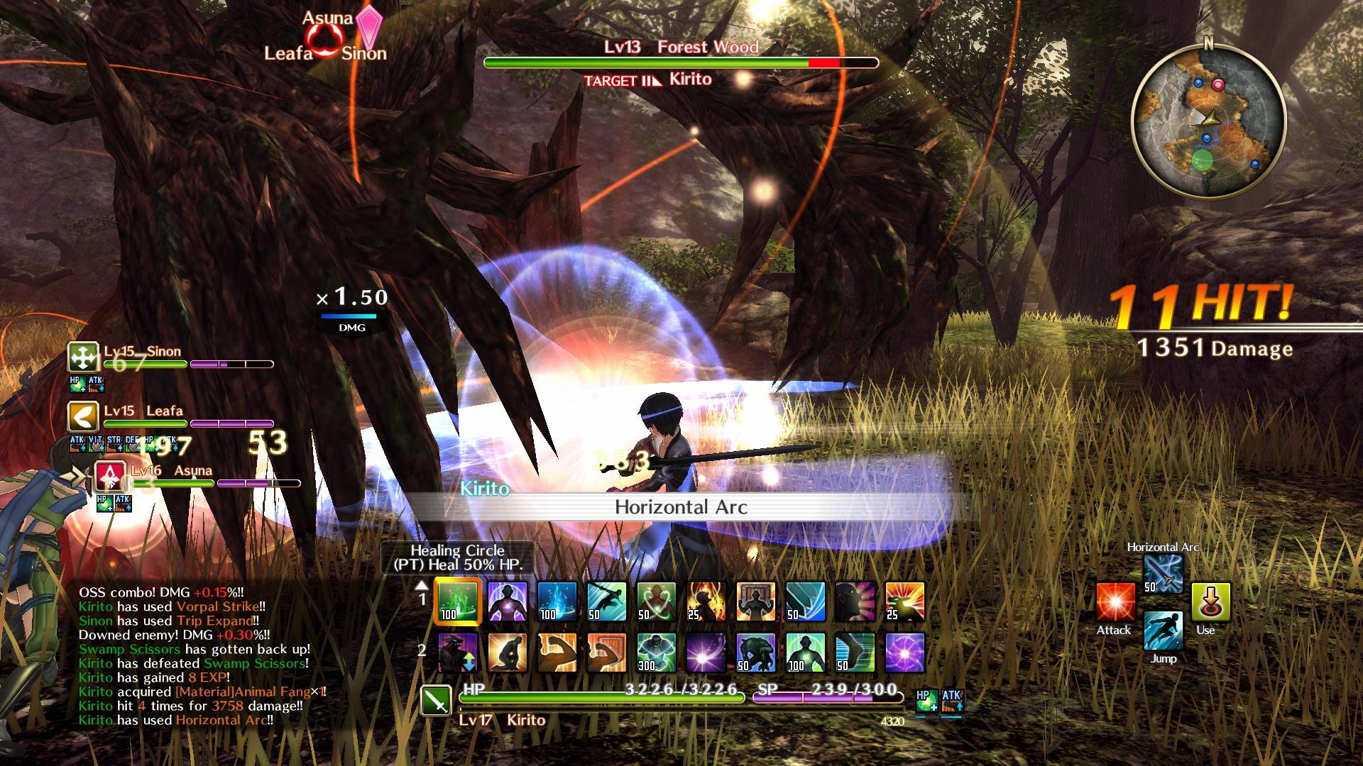 Sword Art Online: Hollow Realization se dočkáme koncem roku 122895