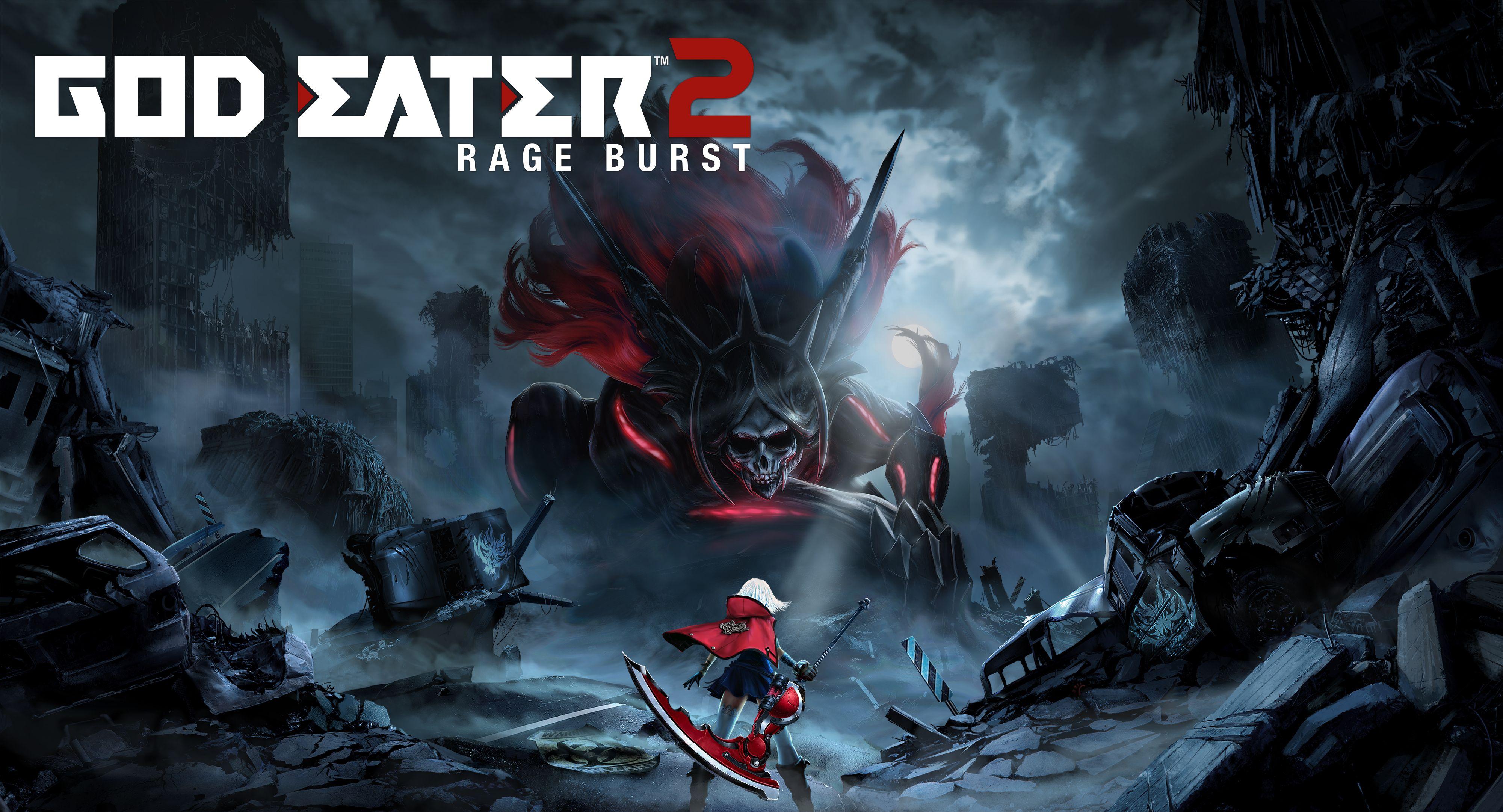 God Eater: Resurrection a God Eater 2: Rage Burst dorazí koncem prázdnin 122924