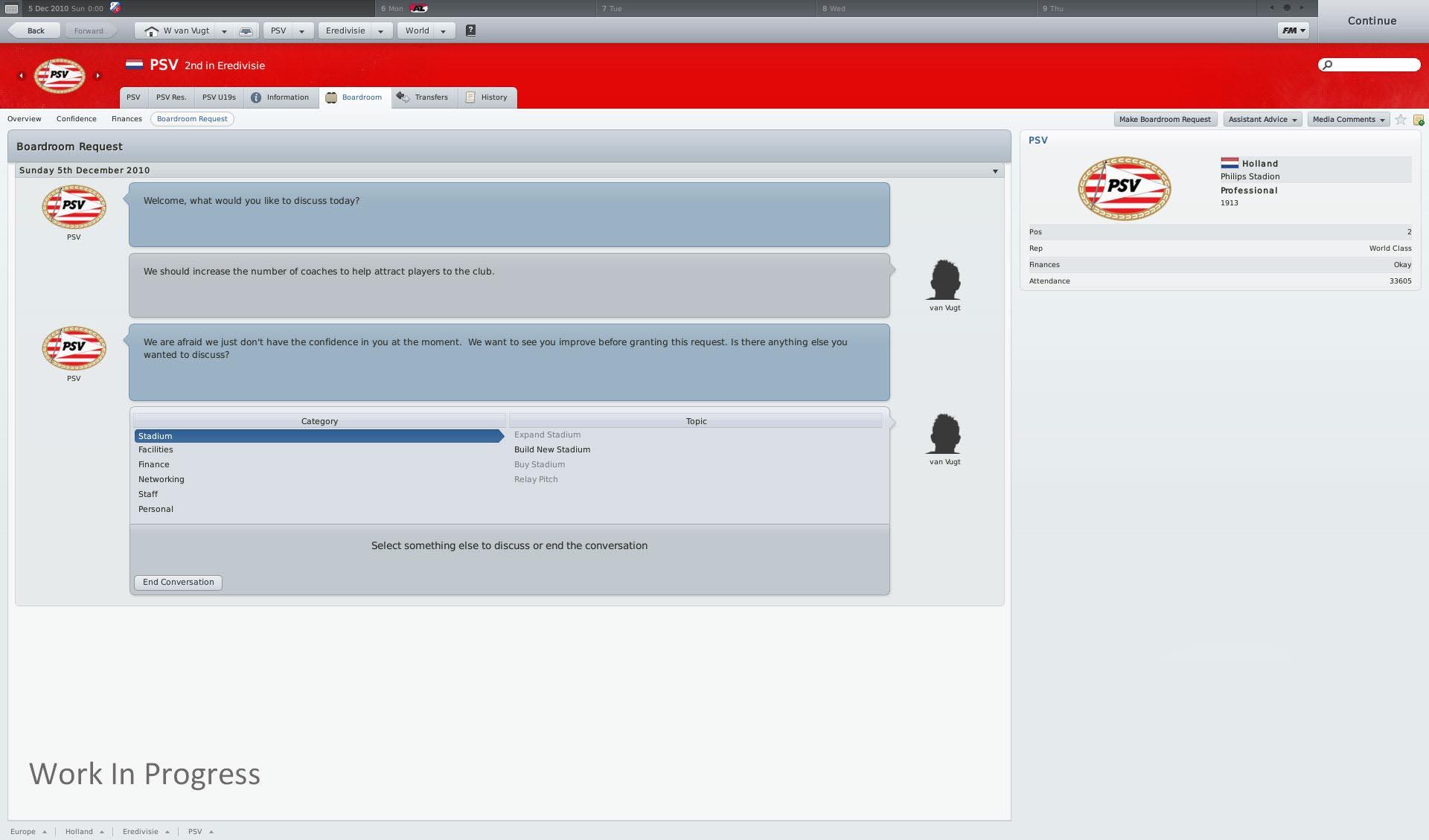 Tento týden dva dema Football Manager 2011 12301