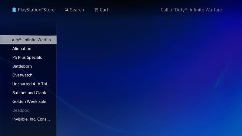 Letošní Call of Duty s podtitulem Infinite Warfare? 123012