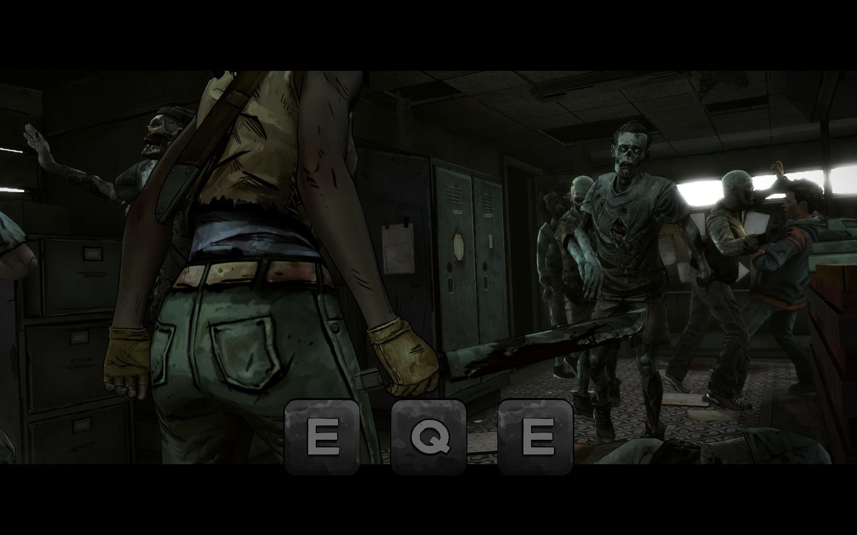 The Walking Dead: Michonne - nastavovaná kaše 123019