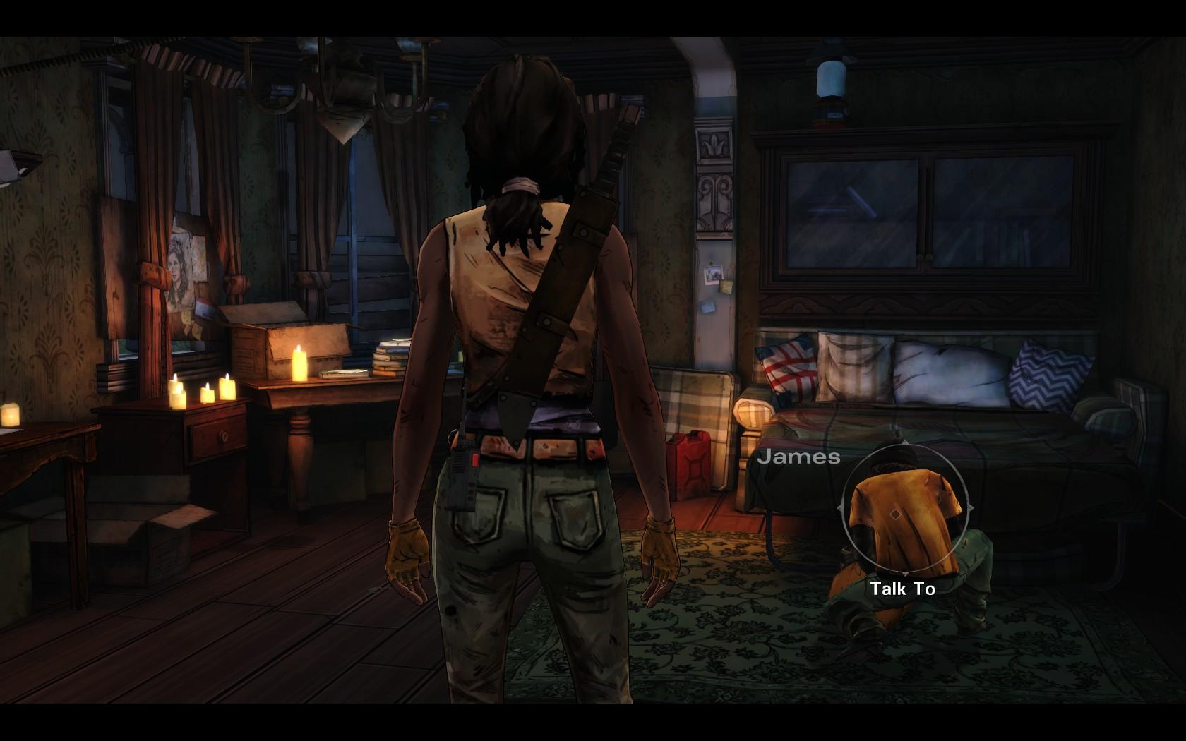 The Walking Dead: Michonne - nastavovaná kaše 123020