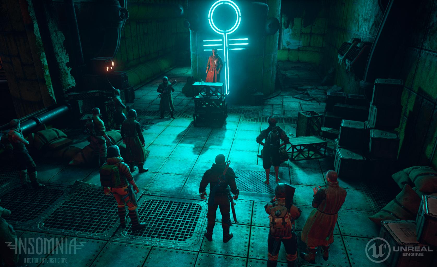 InSomnia přešla na Unreal Engine 4 a potřebuje další peníze 123069