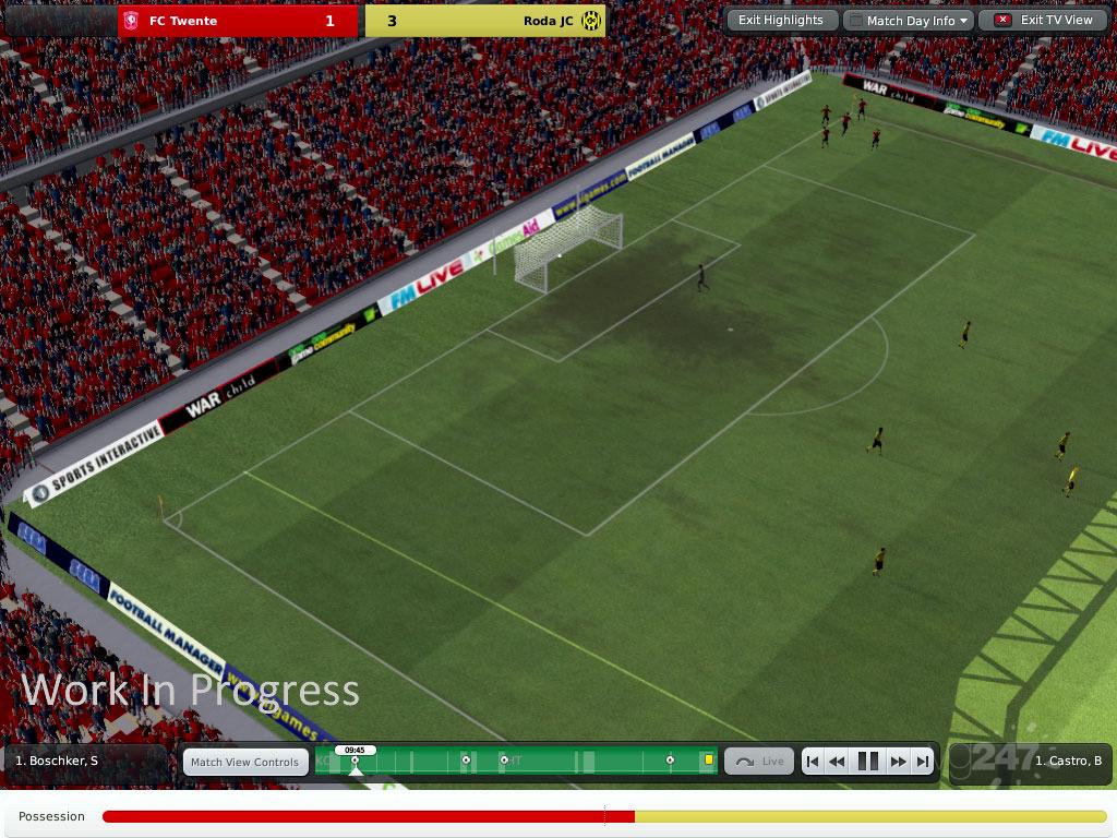 Tento týden dva dema Football Manager 2011 12307