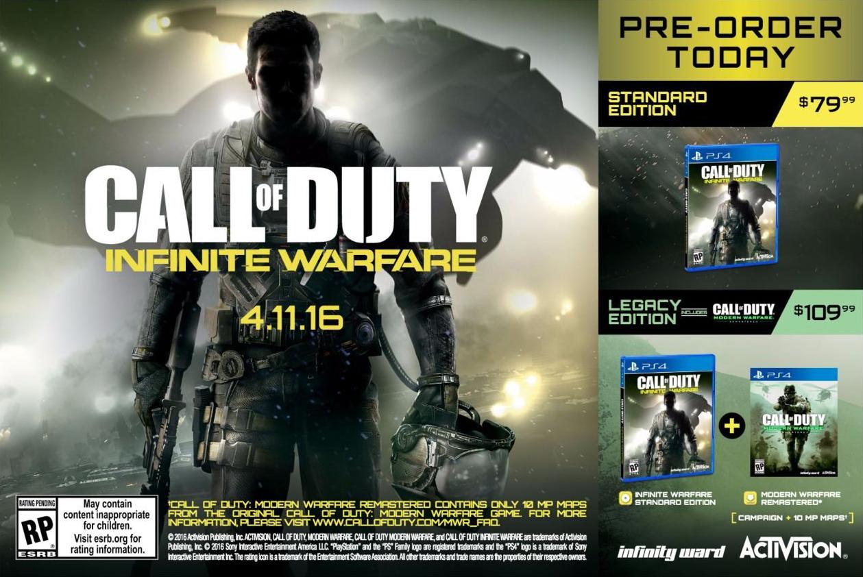 Call of Duty: Modern Warfare Remastered nabídne kampaň a jen 10 multiplayerových map 123104