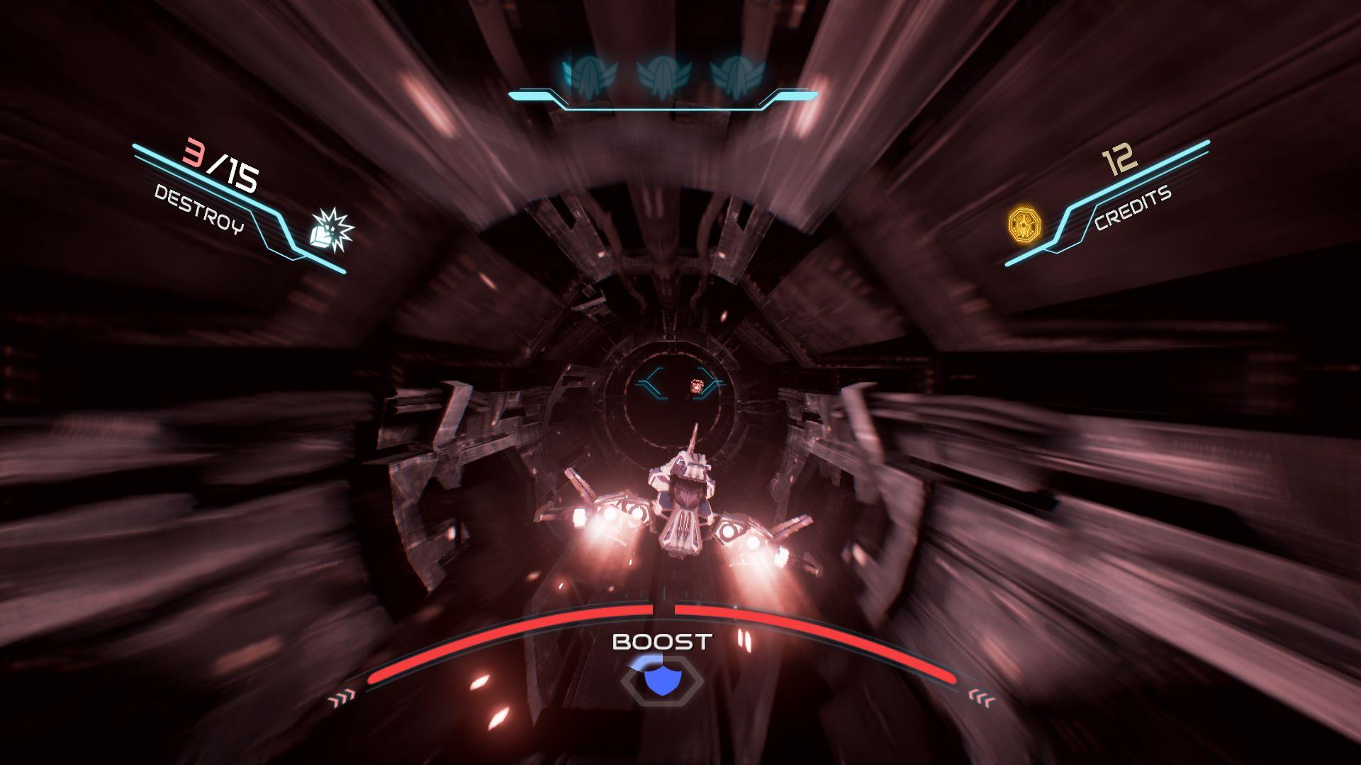 The Collider 2 – arkádový průlet vesmírem 123133