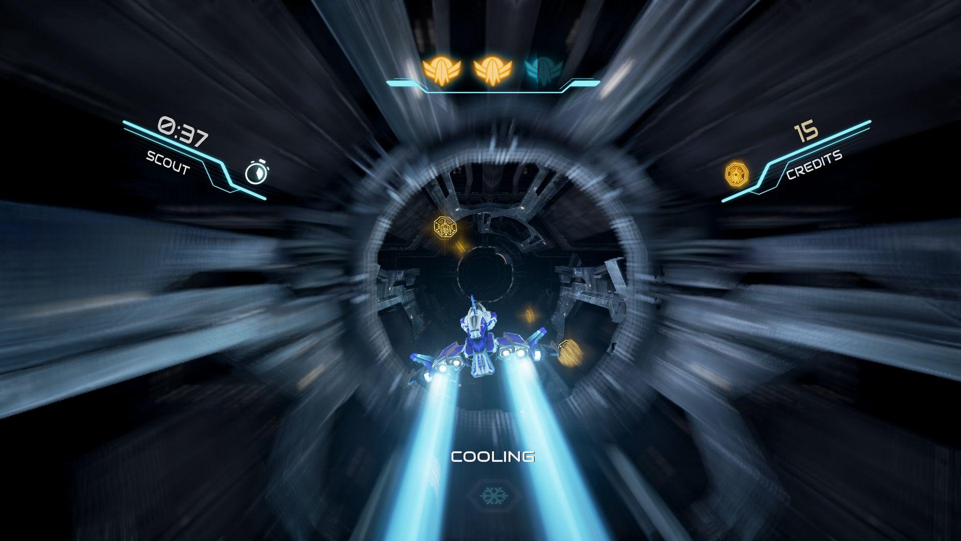 The Collider 2 – arkádový průlet vesmírem 123137