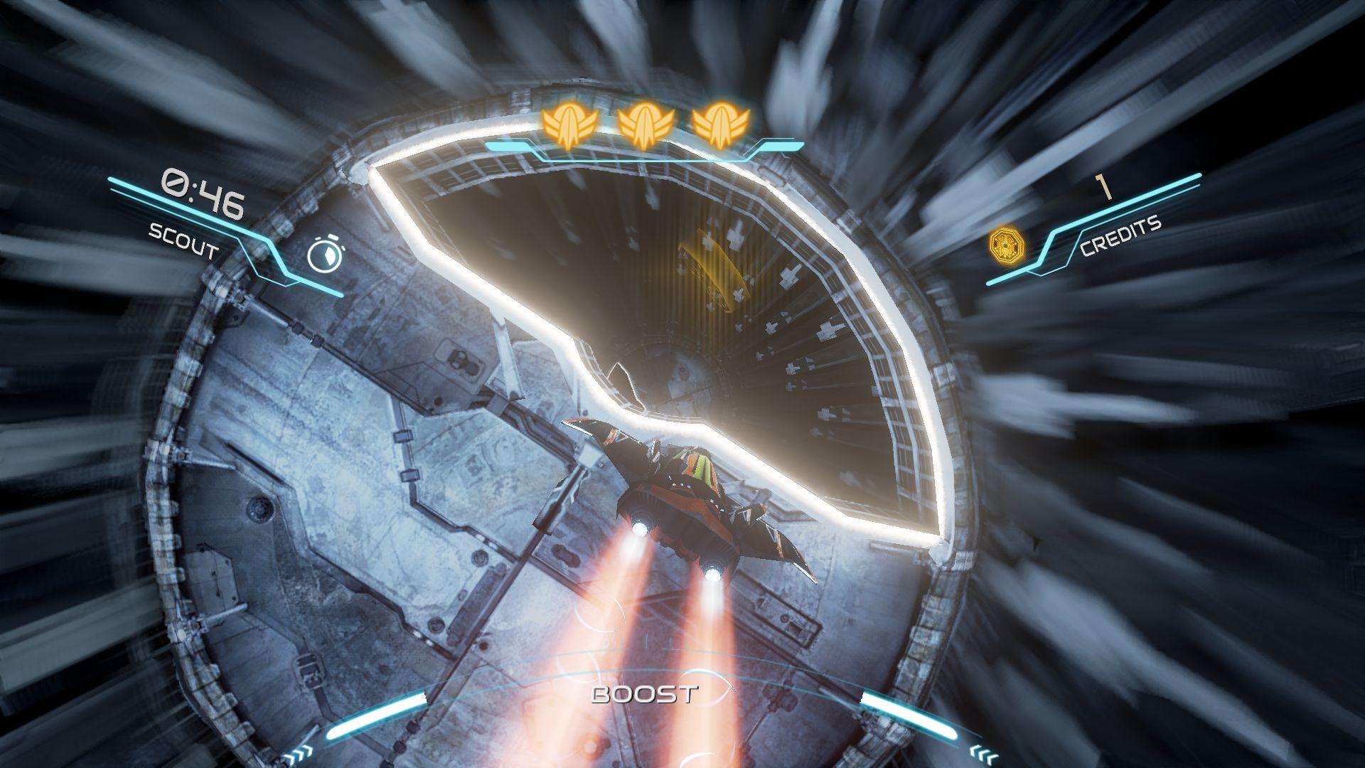 The Collider 2 – arkádový průlet vesmírem 123139