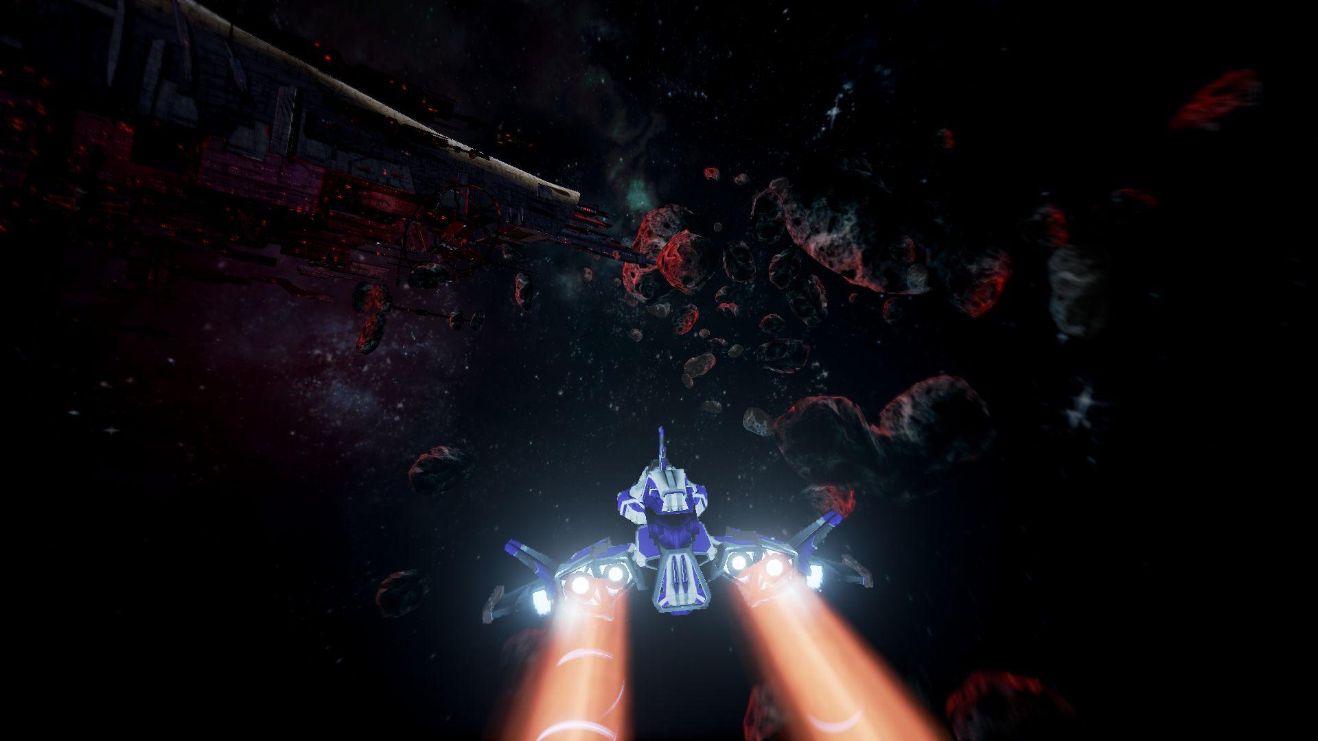 The Collider 2 – arkádový průlet vesmírem 123144