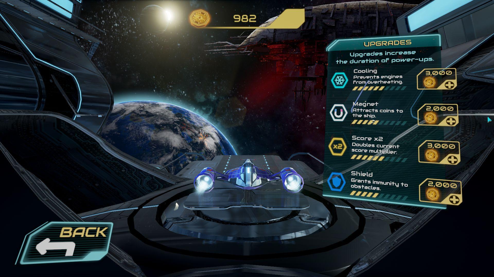 The Collider 2 – arkádový průlet vesmírem 123151