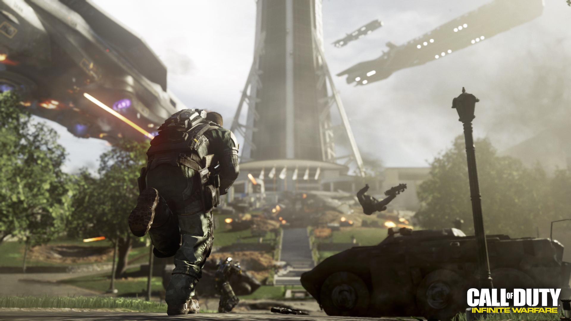 Screenshoty z Call of Duty: Infinite Warfare a Modern Warfare Remastered 123242