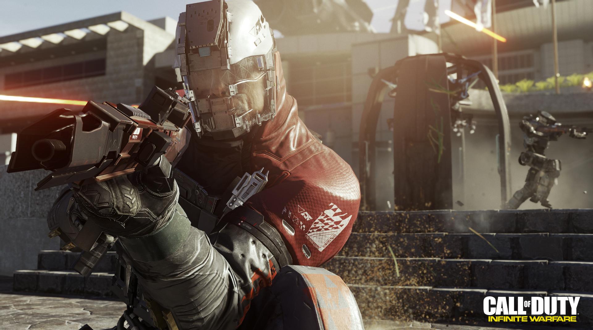 Screenshoty z Call of Duty: Infinite Warfare a Modern Warfare Remastered 123244