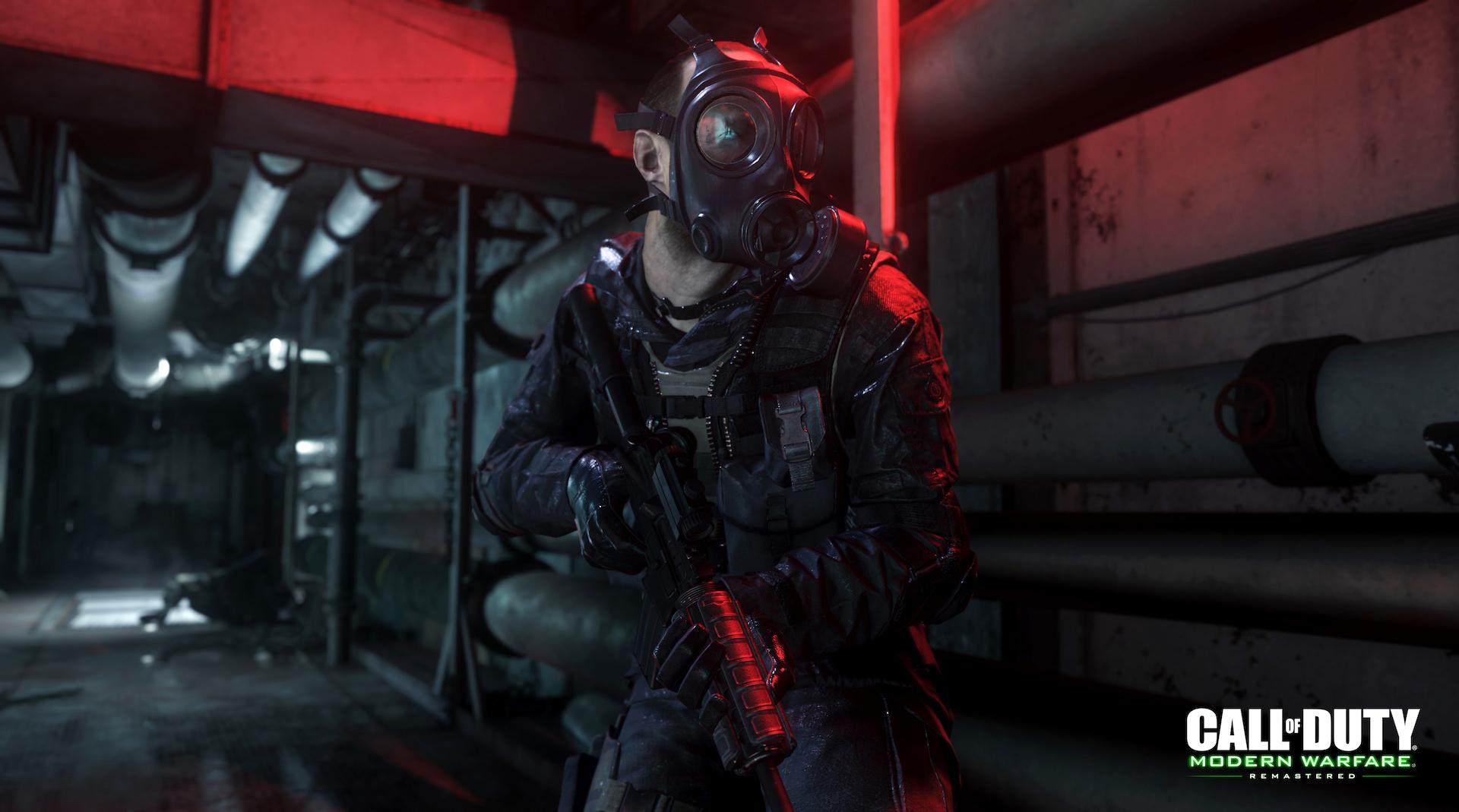 Screenshoty z Call of Duty: Infinite Warfare a Modern Warfare Remastered 123250