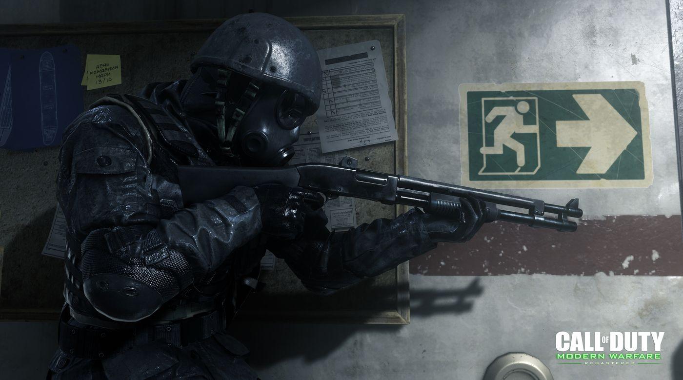 Screenshoty z Call of Duty: Infinite Warfare a Modern Warfare Remastered 123252