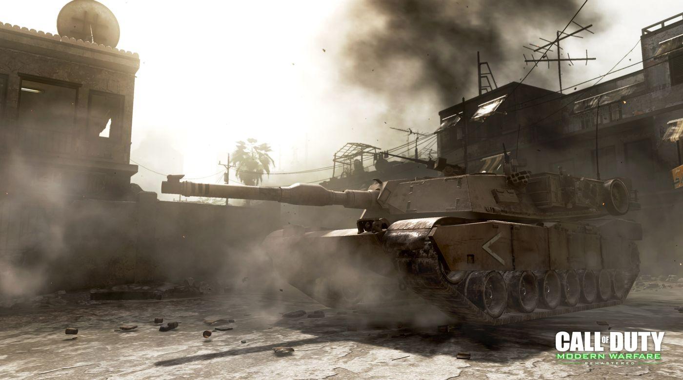 Screenshoty z Call of Duty: Infinite Warfare a Modern Warfare Remastered 123253