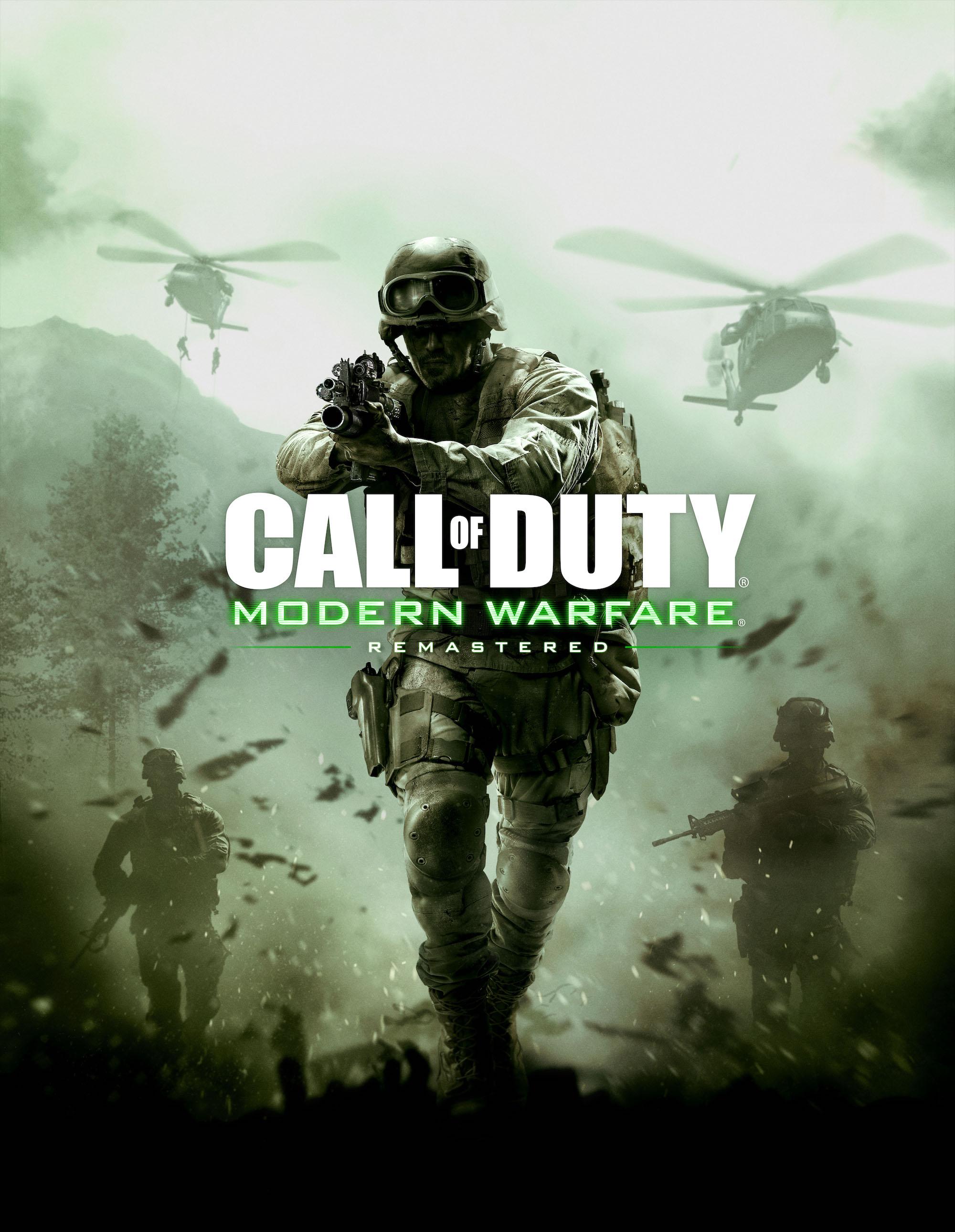 Screenshoty z Call of Duty: Infinite Warfare a Modern Warfare Remastered 123254