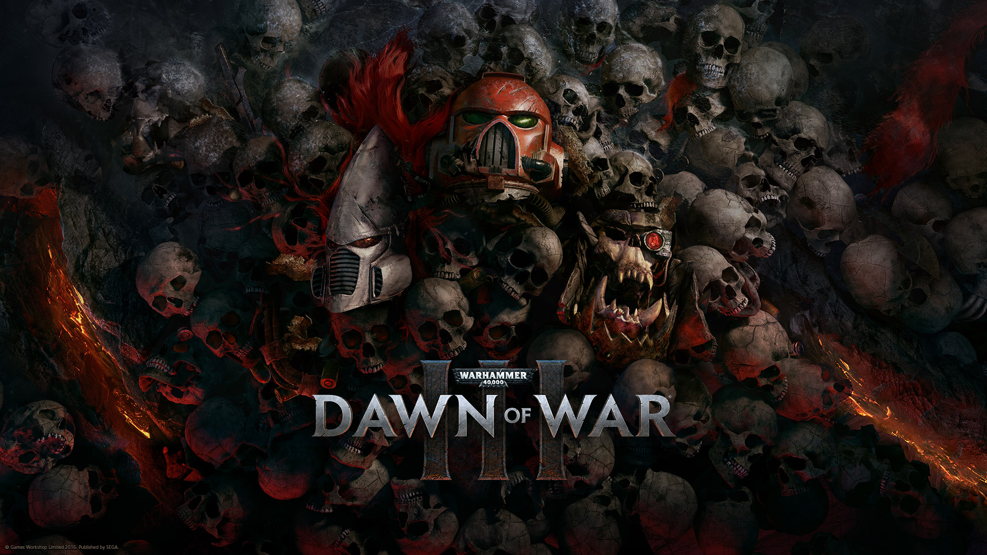 Oznámeno Dawn of War 3 123278