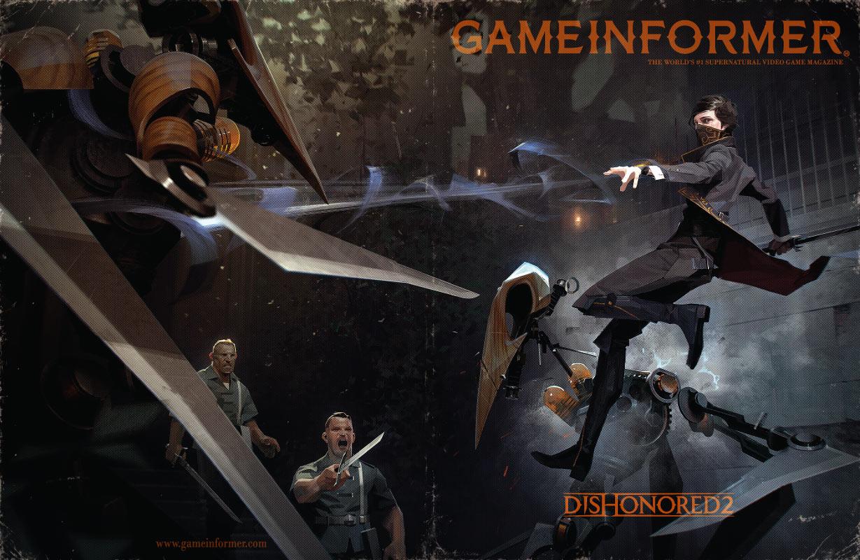 Dishonored 2 dorazí 11. listopadu 123286