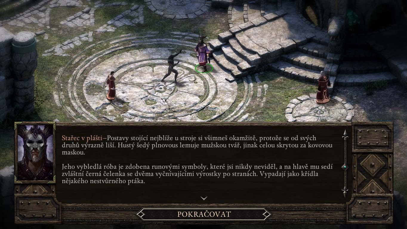 RPG hry Divinity: Original Sin a Pillars of Eternity v češtině 123352