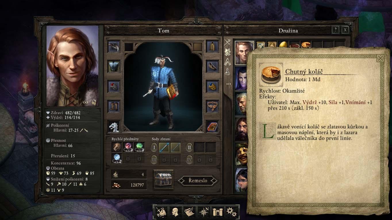 RPG hry Divinity: Original Sin a Pillars of Eternity v češtině 123360