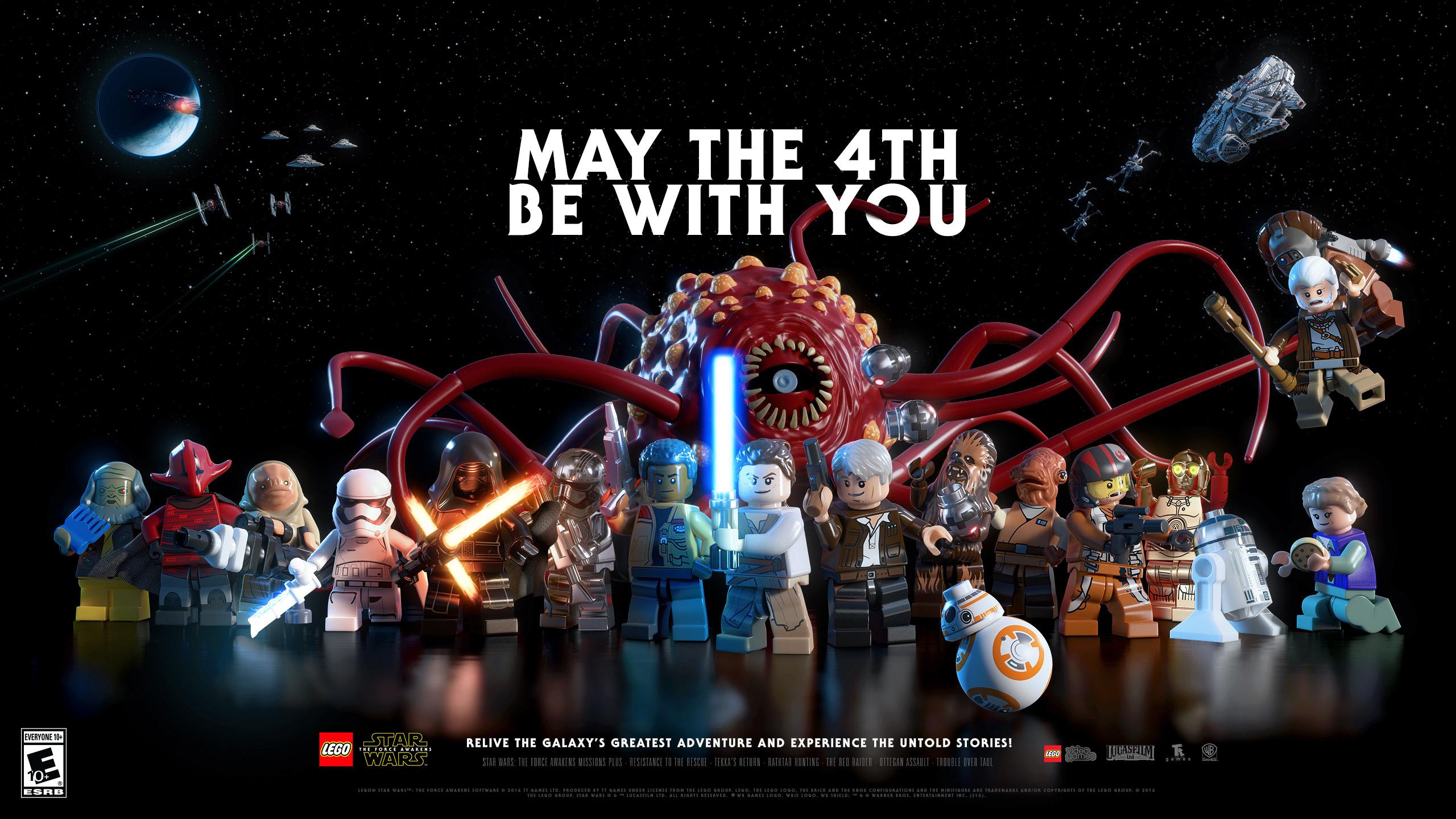 Trailer LEGO Star Wars: The Force Awakens láká na nová dobrodružství 123367