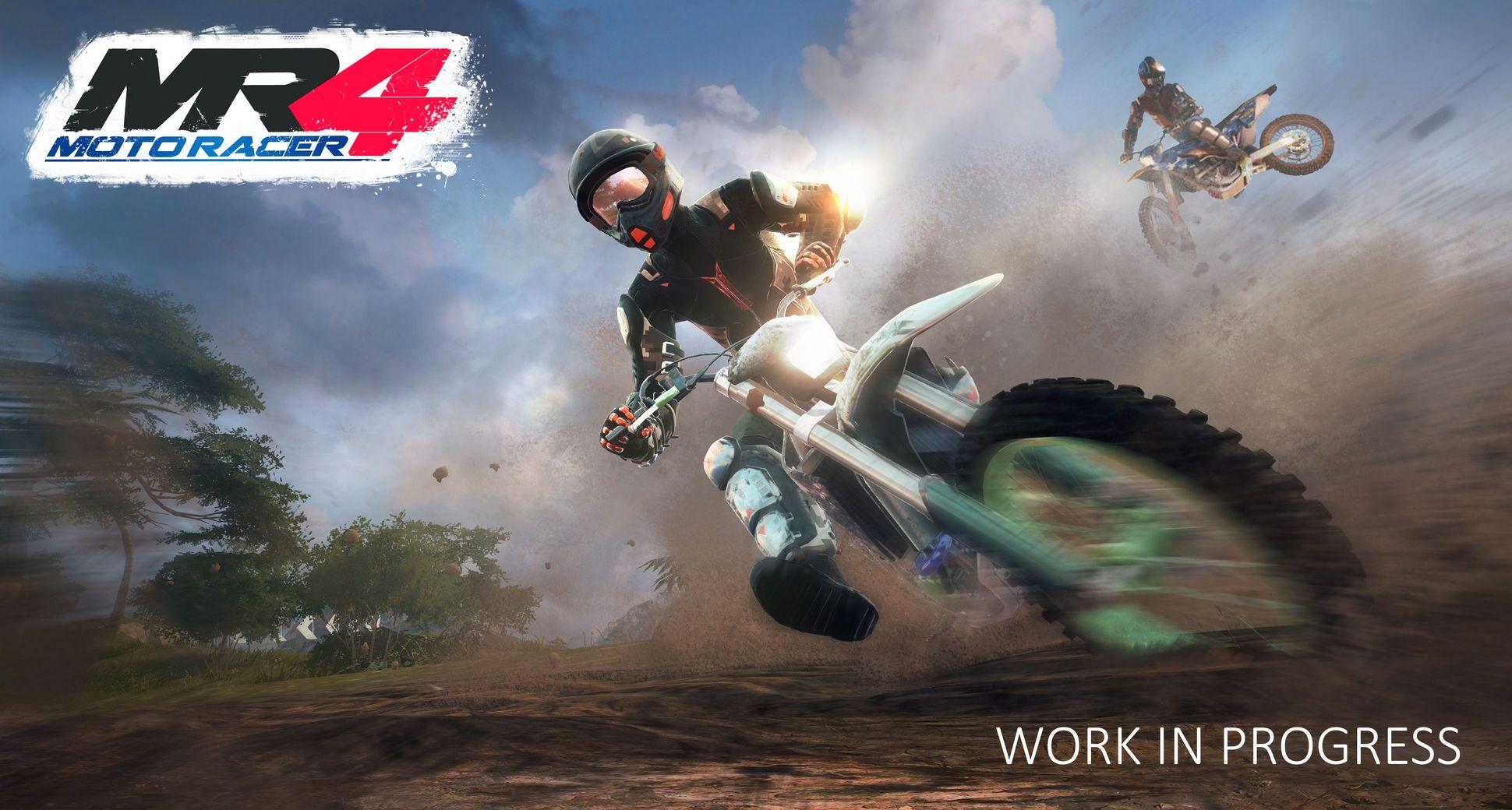 Moto Racer 4 překvapí nabídkou herních módů 123374