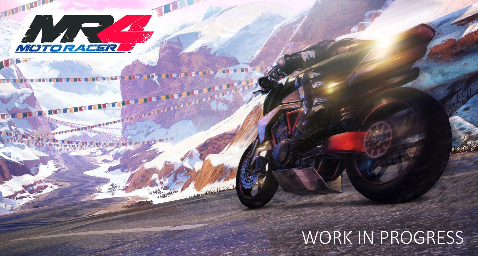 Moto Racer 4 překvapí nabídkou herních módů 123375