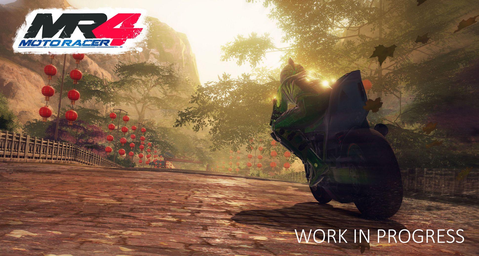 Moto Racer 4 překvapí nabídkou herních módů 123376