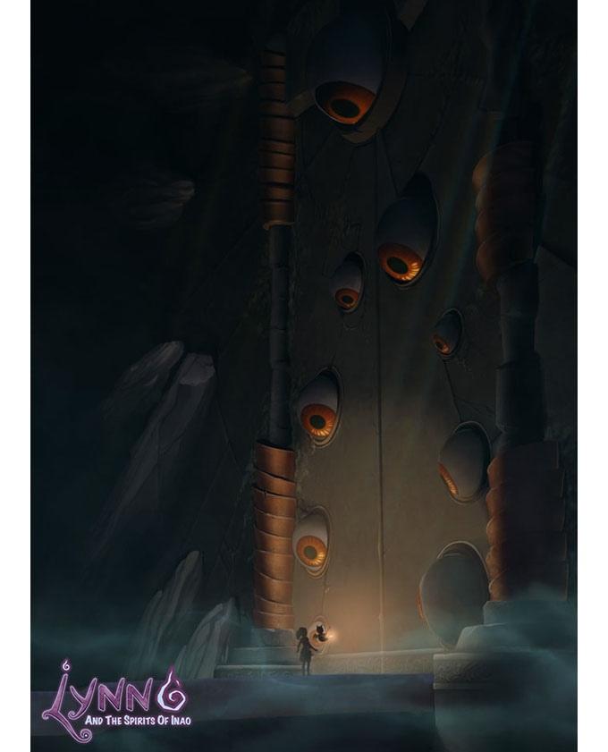 Lynn and the Spirits of Inao je studiem Ghibli inspirovaná plošinovka 123384