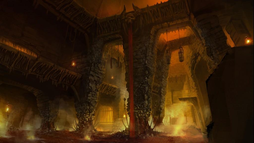 Podívejte se do pekla na artworcích Dooma 123399