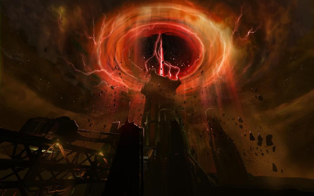 Podívejte se do pekla na artworcích Dooma 123405
