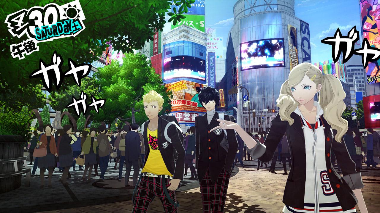 Persona 5 vychází v Japonsku 15. září! 123472