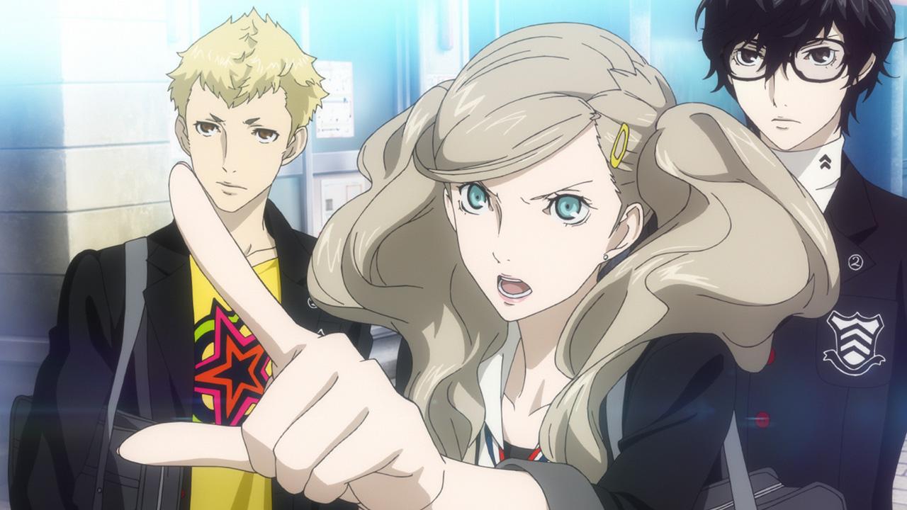Persona 5 vychází v Japonsku 15. září! 123473