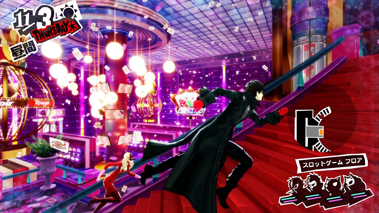 Persona 5 vychází v Japonsku 15. září! 123476