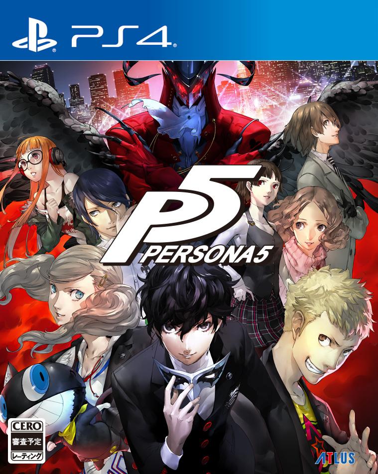 Persona 5 vychází v Japonsku 15. září! 123479
