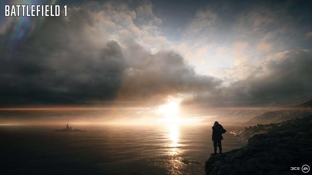 Battlefield 1 představí svět na pokraji ničivé války 123549