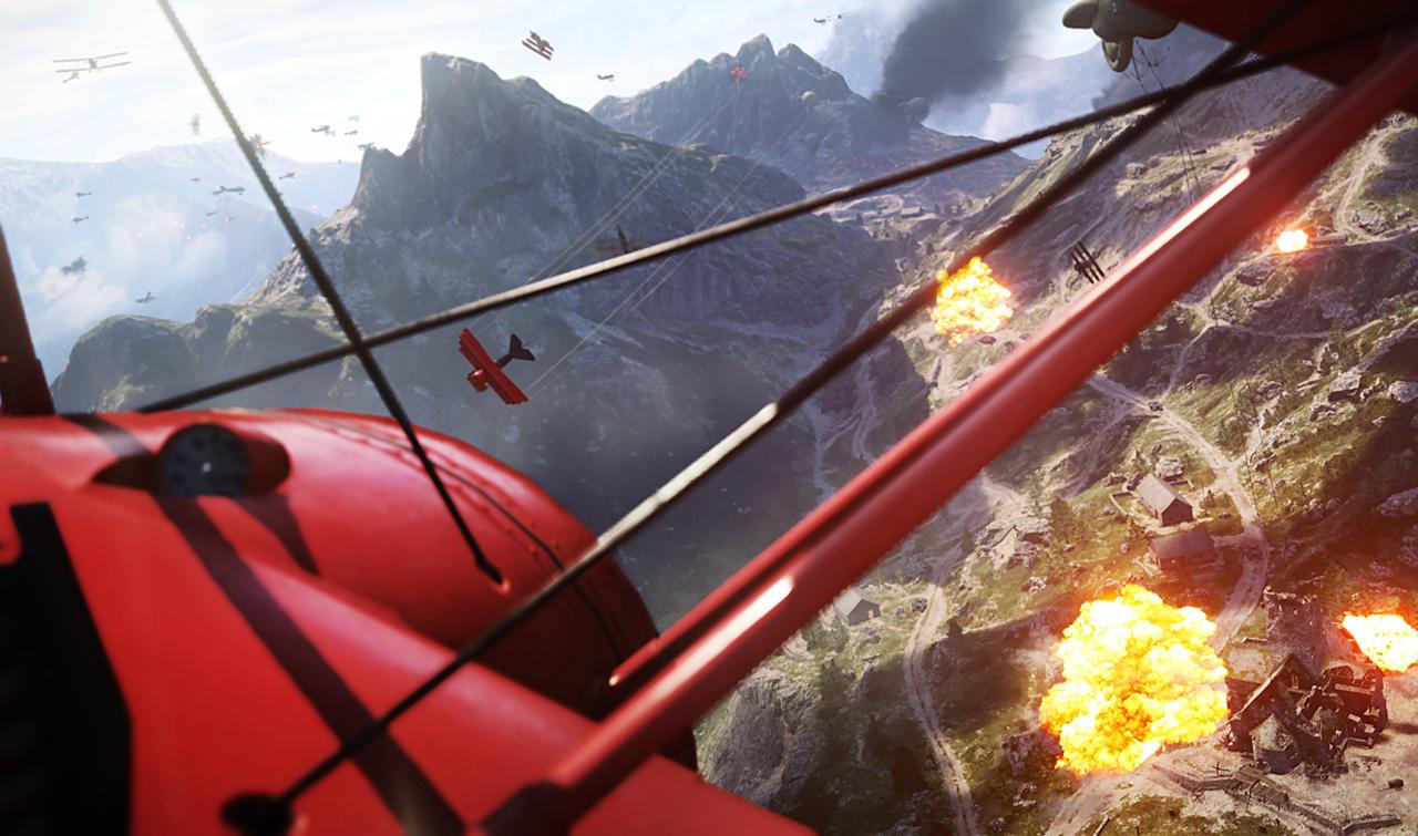 Battlefield 1 představí svět na pokraji ničivé války 123550