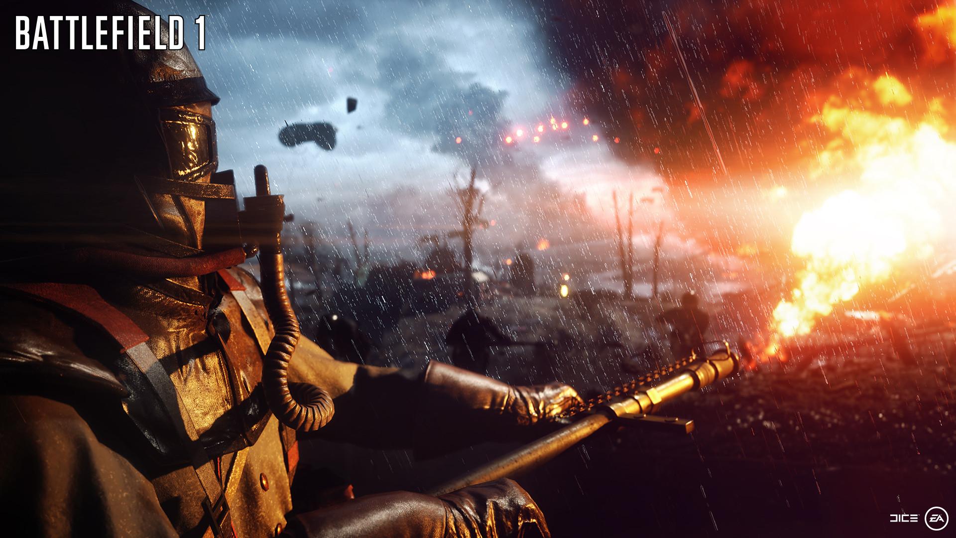 Battlefield 1 představí svět na pokraji ničivé války 123552