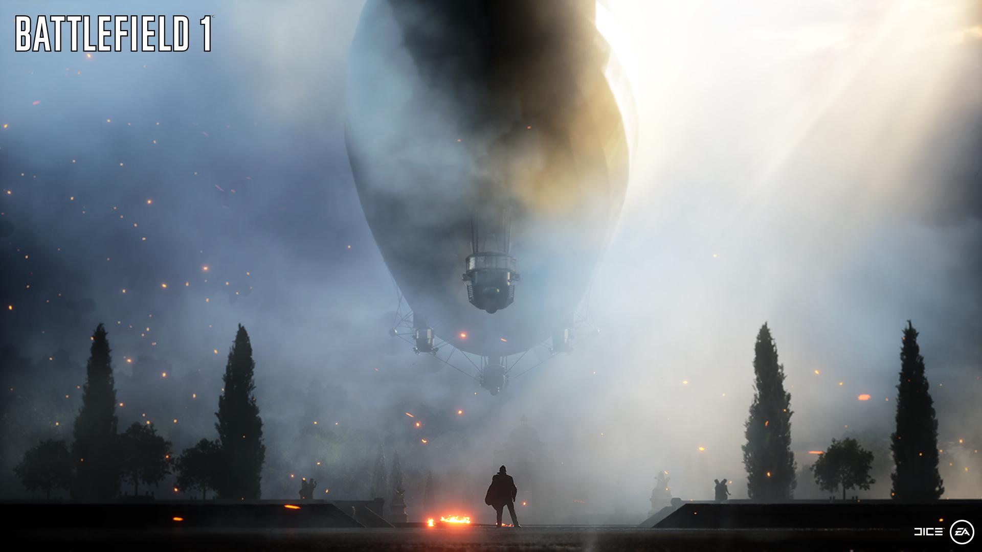 Battlefield 1 představí svět na pokraji ničivé války 123553