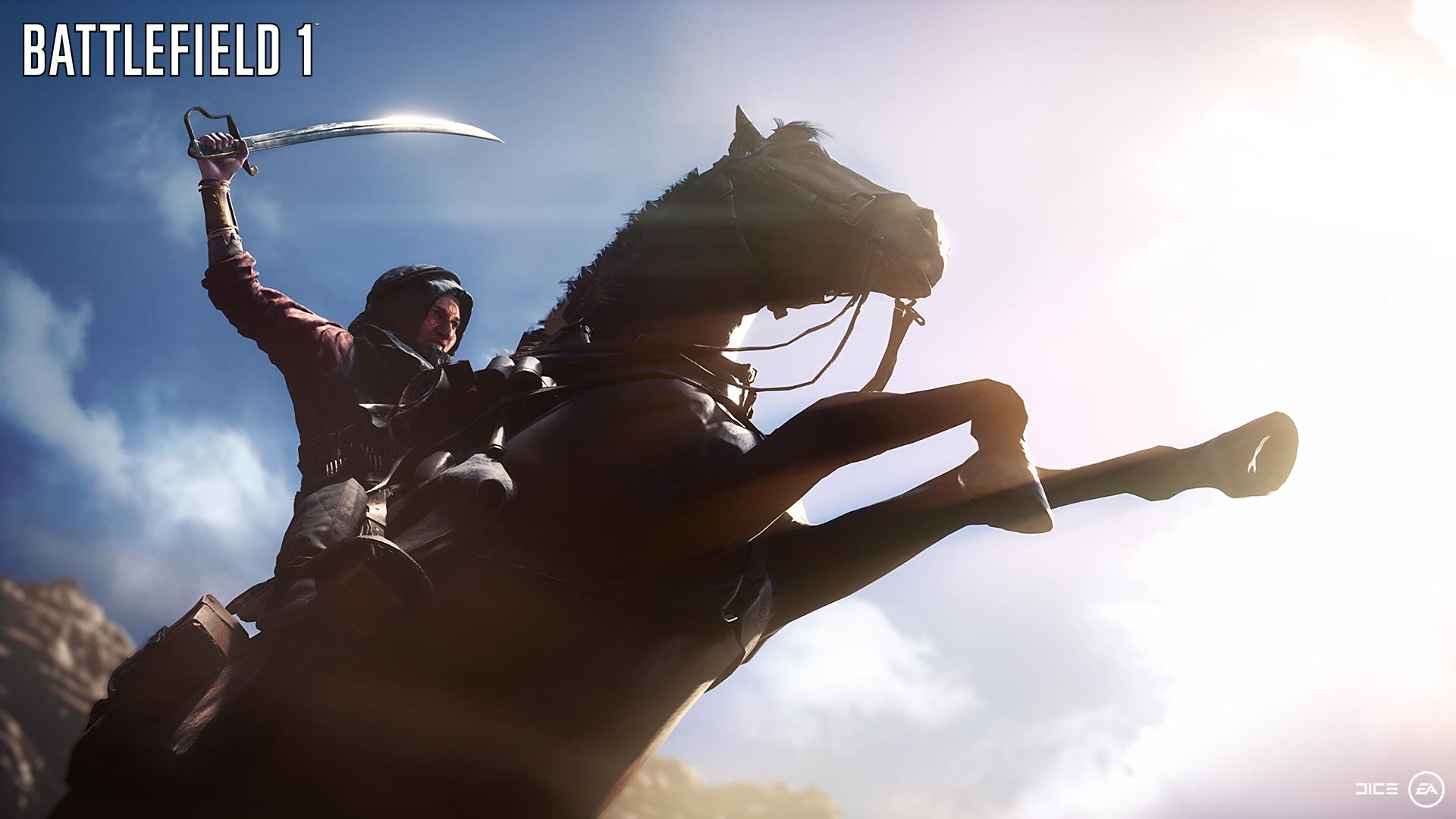 Battlefield 1 představí svět na pokraji ničivé války 123556