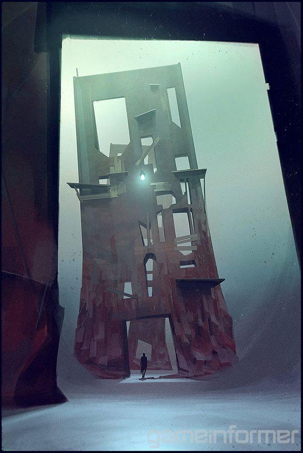 Nové koncepty z Dishonored 2 a detailnější popis jednotlivých schopností 123566