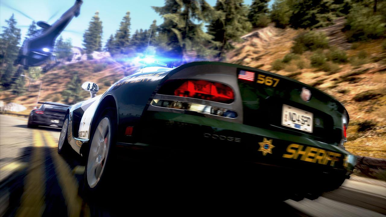 NFS: Hot Pursuit je vylepšený a vyleštěný Burnout 12359