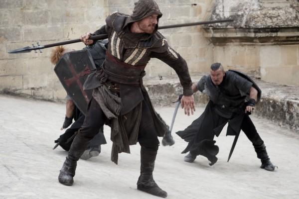 Fotografie z filmu Assassin's Creed 123625